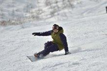 他の写真1: AOSDオリジナルTシャツ 白馬岩岳スノーボードスクール限定!