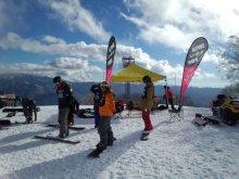 他の写真2: AOSDオリジナルTシャツ 白馬岩岳スノーボードスクール限定!