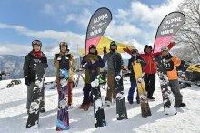 他の写真3: AOSDオリジナルTシャツ 白馬岩岳スノーボードスクール限定!