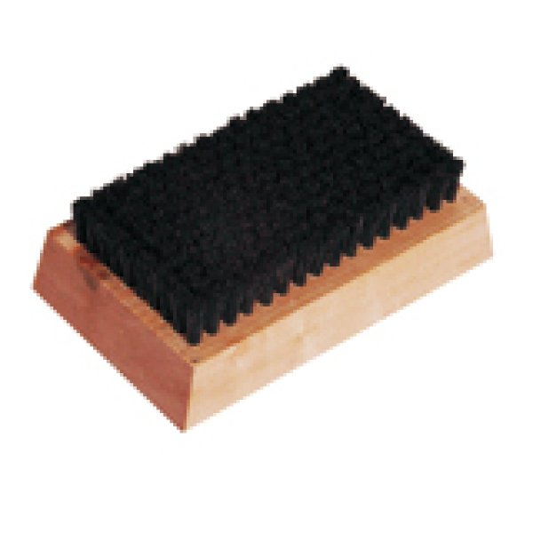 画像1: ホースヘアーブラシ